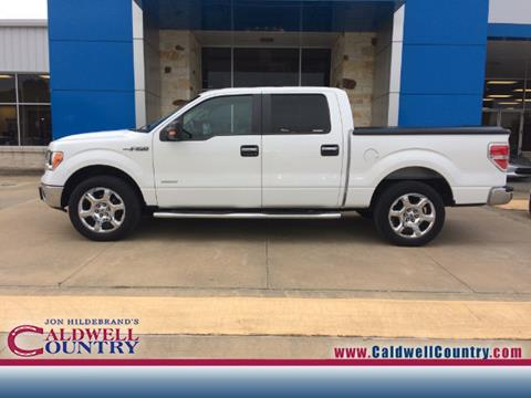 2013 Ford F-150 for sale in Caldwell, TX