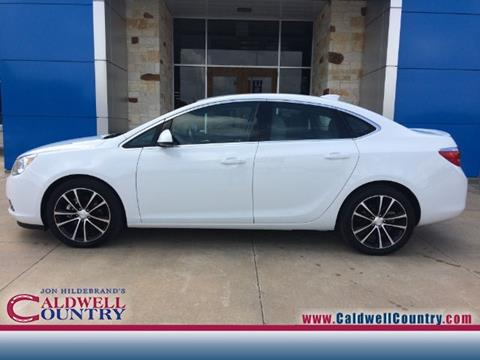 2017 Buick Verano for sale in Caldwell TX
