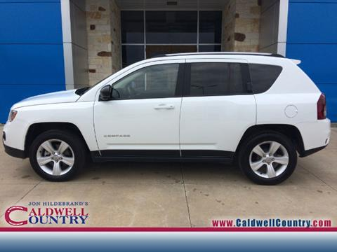 2016 Jeep Compass for sale in Caldwell TX