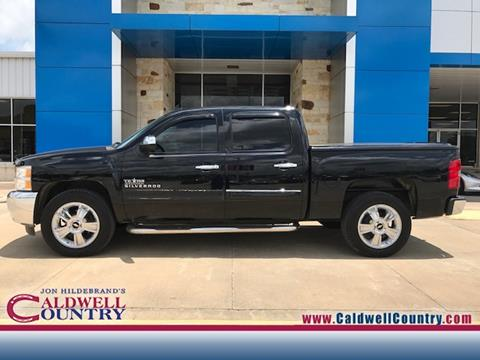 2012 Chevrolet Silverado 1500 for sale in Caldwell, TX