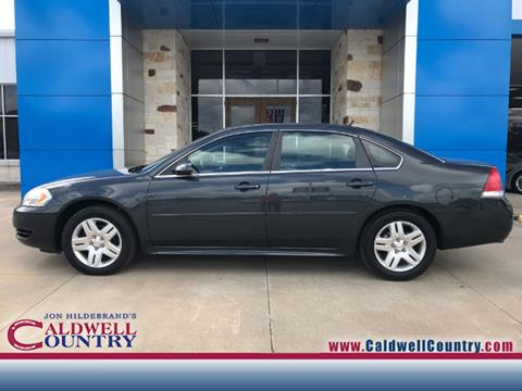 2013 Chevrolet Impala for sale in Caldwell TX
