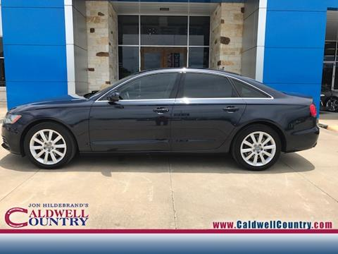 2013 Audi A6 for sale in Caldwell, TX