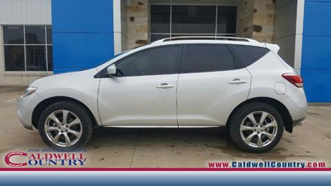 2014 Nissan Murano for sale in Caldwell, TX