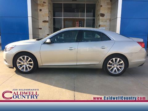 2015 Chevrolet Malibu for sale in Caldwell TX
