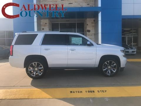 2018 Chevrolet Tahoe for sale in Caldwell, TX