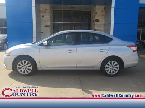 2015 Nissan Sentra for sale in Caldwell TX