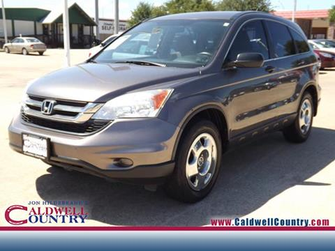 2010 Honda CR-V for sale in Caldwell TX