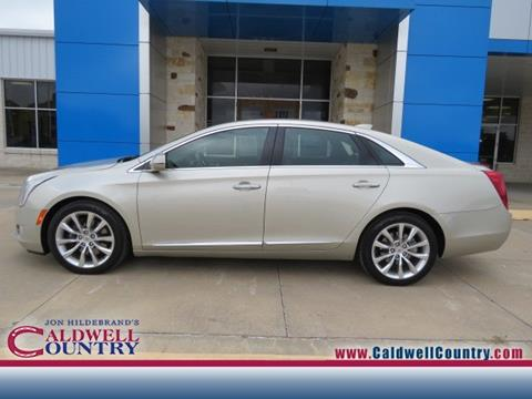 2015 Cadillac XTS for sale in Caldwell, TX