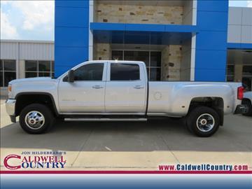 2015 GMC Sierra 3500HD for sale in Caldwell, TX