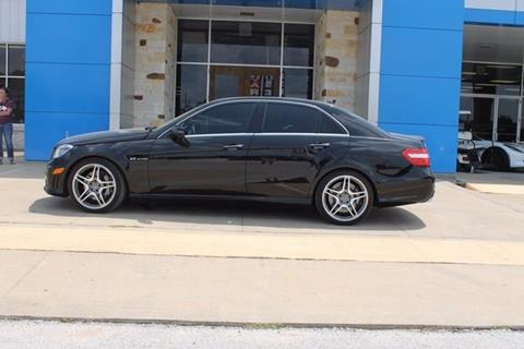 2013 Mercedes-Benz E-Class for sale in Caldwell, TX