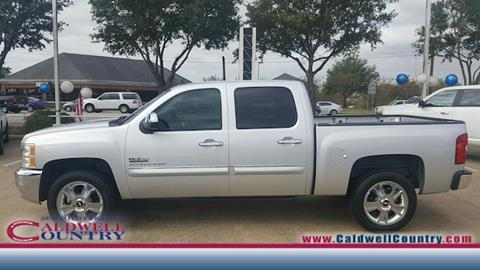 2013 Chevrolet Silverado 1500 for sale in Caldwell, TX