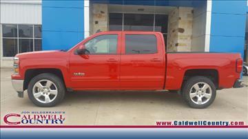 2015 Chevrolet Silverado 1500 for sale in Caldwell, TX