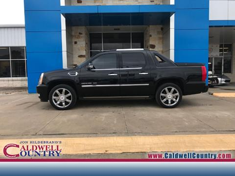 2012 Cadillac Escalade EXT for sale in Caldwell, TX