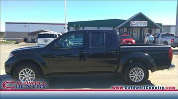 2016 Nissan Frontier for sale in Caldwell, TX