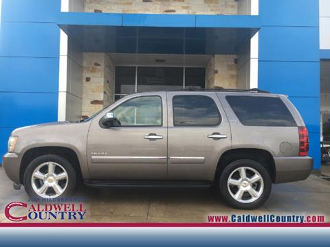 2011 Chevrolet Tahoe for sale in Caldwell TX