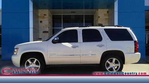 2013 Chevrolet Tahoe for sale in Caldwell TX