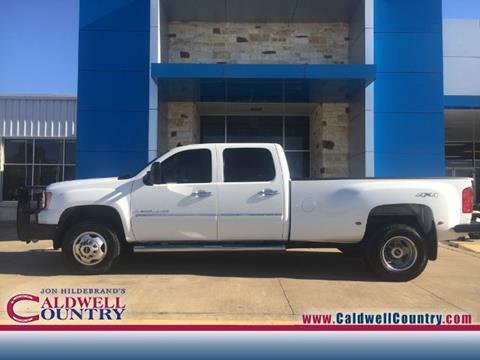 2014 GMC Sierra 3500HD for sale in Caldwell, TX