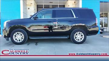 2016 GMC Yukon for sale in Caldwell, TX