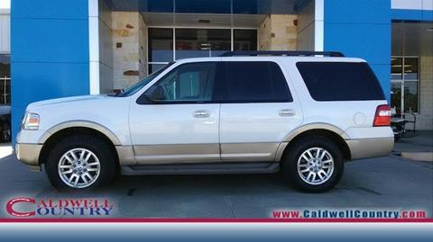 2012 Ford Expedition for sale in Caldwell, TX