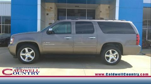 2013 Chevrolet Suburban for sale in Caldwell, TX