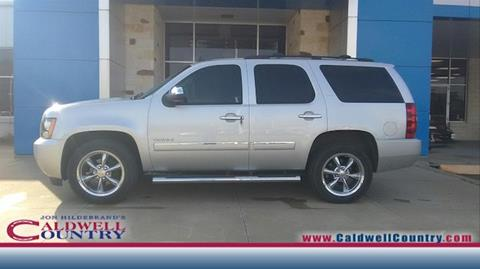2013 Chevrolet Tahoe for sale in Caldwell, TX