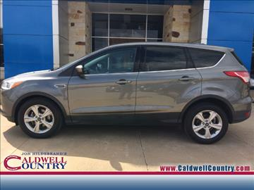 2014 Ford Escape for sale in Caldwell, TX