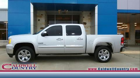 2013 GMC Sierra 1500 for sale in Caldwell, TX