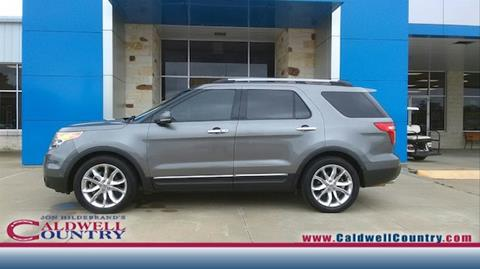 2011 Ford Explorer for sale in Caldwell, TX