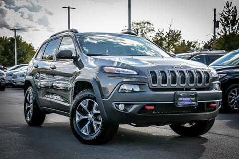 2018 Jeep Cherokee for sale in Clarendon Hills, IL