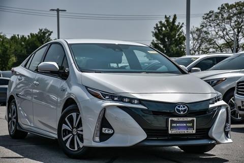 2017 Toyota Prius Prime for sale in Clarendon Hills, IL