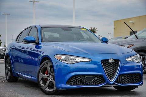 2017 Alfa Romeo Giulia for sale in Clarendon Hills, IL