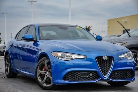 2017 Alfa Romeo Giulia for sale in Clarendon Hills, IL