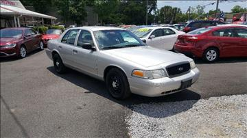 2008 Ford Crown Victoria for sale in Pensacola, FL