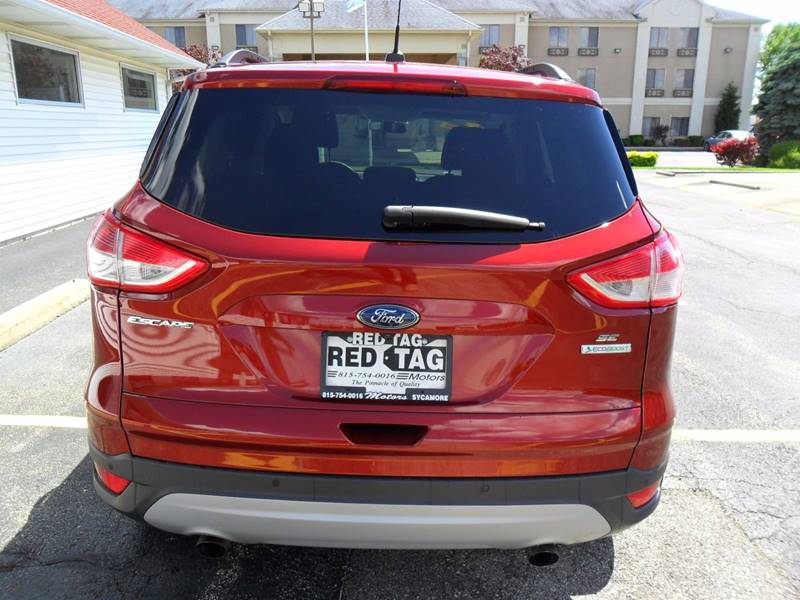 2014 Ford Escape SE 4dr SUV - Sycamore IL