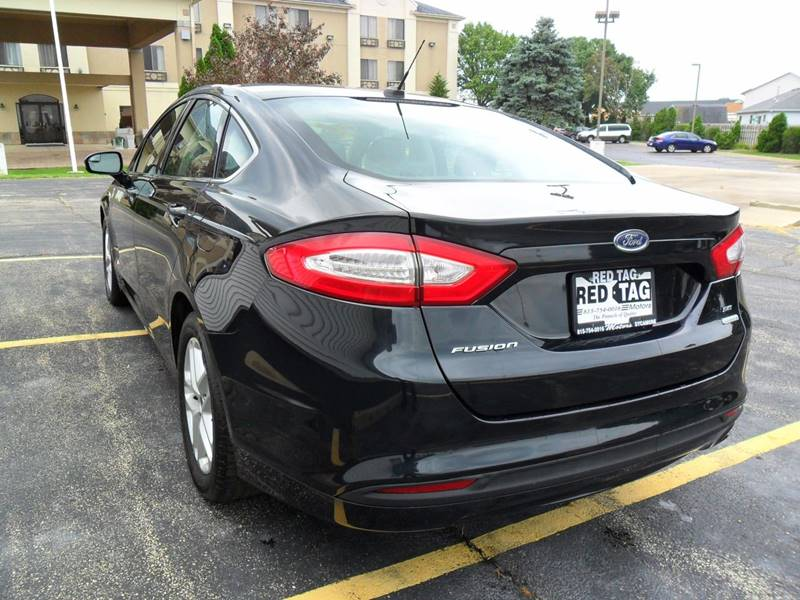 2014 Ford Fusion SE 4dr Sedan - Sycamore IL
