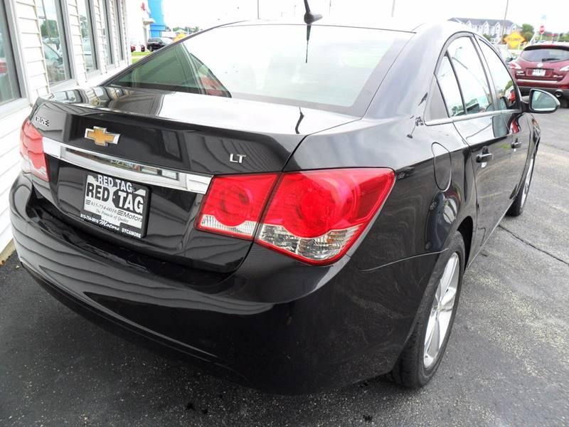 2014 Chevrolet Cruze 2LT Auto 4dr Sedan w/1SH - Sycamore IL