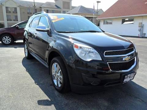 2015 Chevrolet Equinox for sale in Sycamore, IL