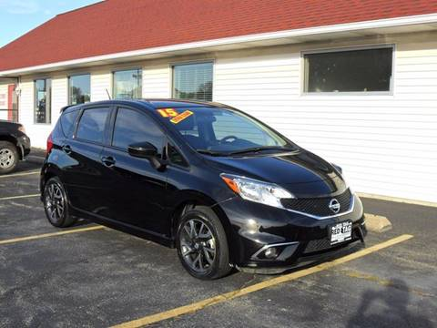 2015 Nissan Versa Note for sale in Sycamore, IL