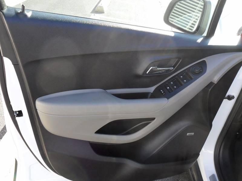 2015 Chevrolet Trax LTZ 4dr Crossover w/1LZ - Sycamore IL
