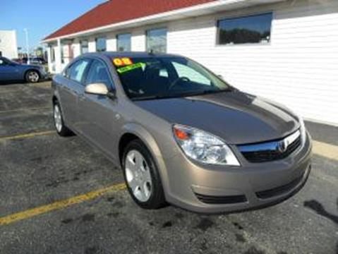 2008 Saturn Aura for sale at RED TAG MOTORS in Sycamore IL