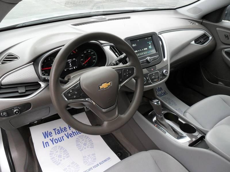 2016 Chevrolet Malibu LS 4dr Sedan - Sycamore IL