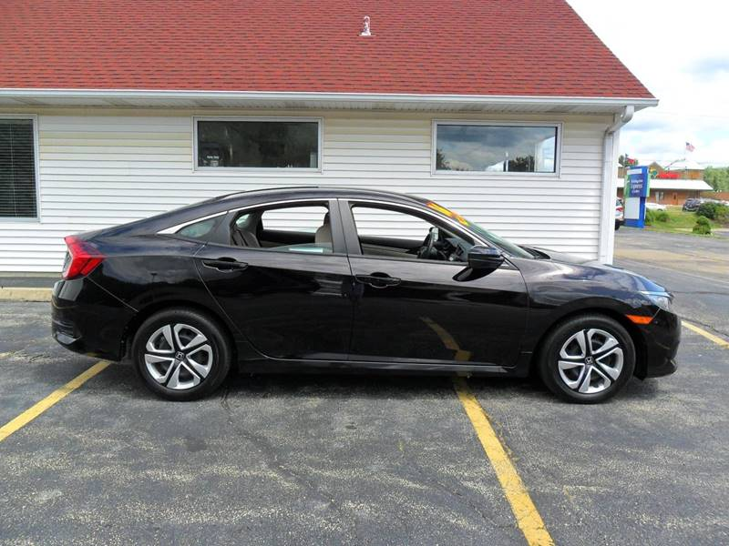 2016 Honda Civic EX 4dr Sedan - Sycamore IL