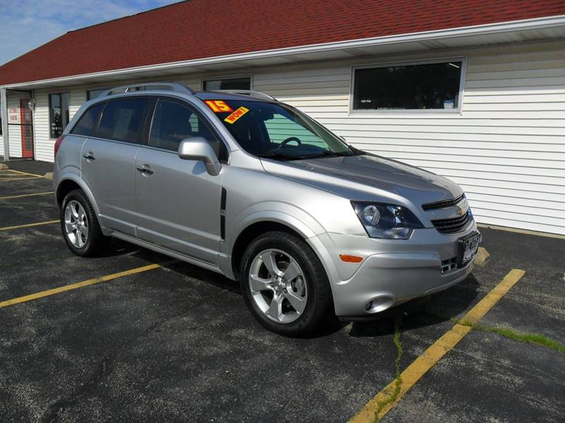 2015 Chevrolet Captiva Sport for sale at RED TAG MOTORS in Sycamore IL