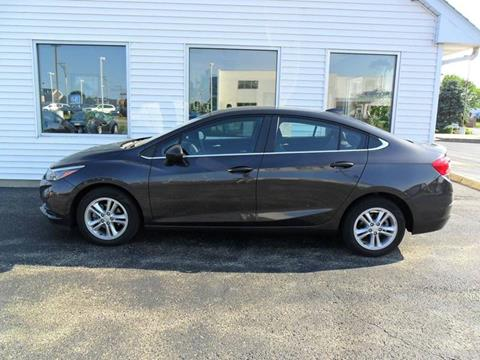 2017 Chevrolet Cruze for sale at RED TAG MOTORS in Sycamore IL