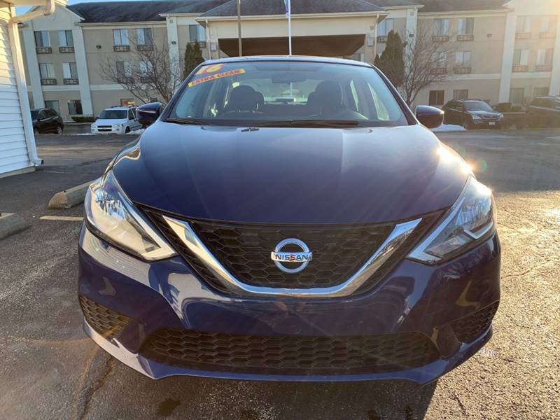 2016 Nissan Sentra for sale at RED TAG MOTORS in Sycamore IL