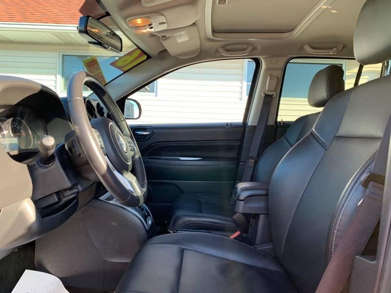 2016 Jeep Compass High Altitude 4dr SUV - Sycamore IL