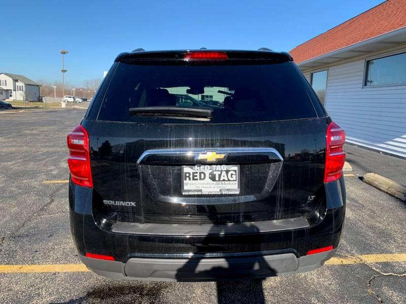 2017 Chevrolet Equinox LT 4dr SUV w/1LT - Sycamore IL
