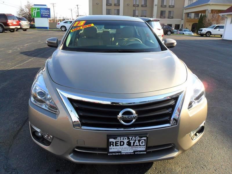 2013 Nissan Altima 3.5 SL 4dr Sedan - Sycamore IL
