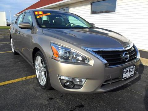 2013 Nissan Altima for sale at RED TAG MOTORS in Sycamore IL