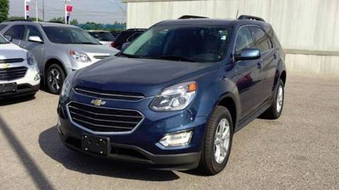 2016 Chevrolet Equinox for sale at RED TAG MOTORS in Sycamore IL